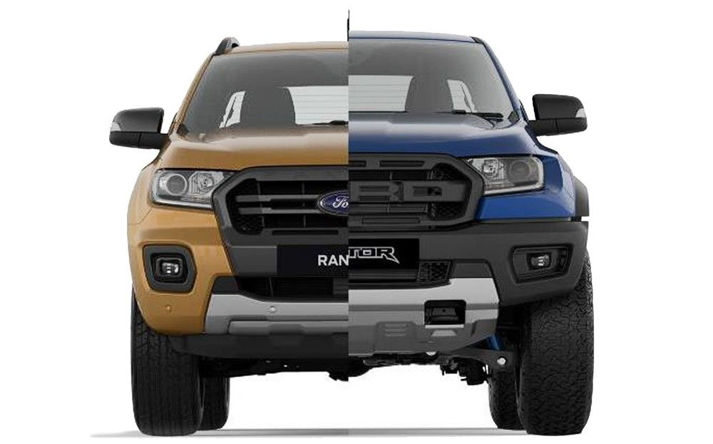 2019 Ford Ranger Lariat Vs 2019 Ford Ranger Raptor Yes I Will