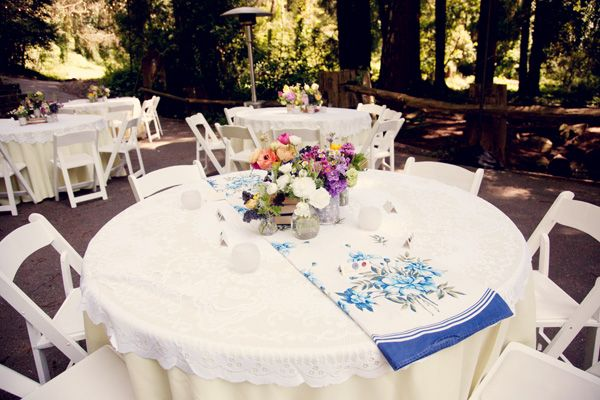 San Francisco Wedding - Stern Grove Park  Janae Shields Photography | LRE Catering