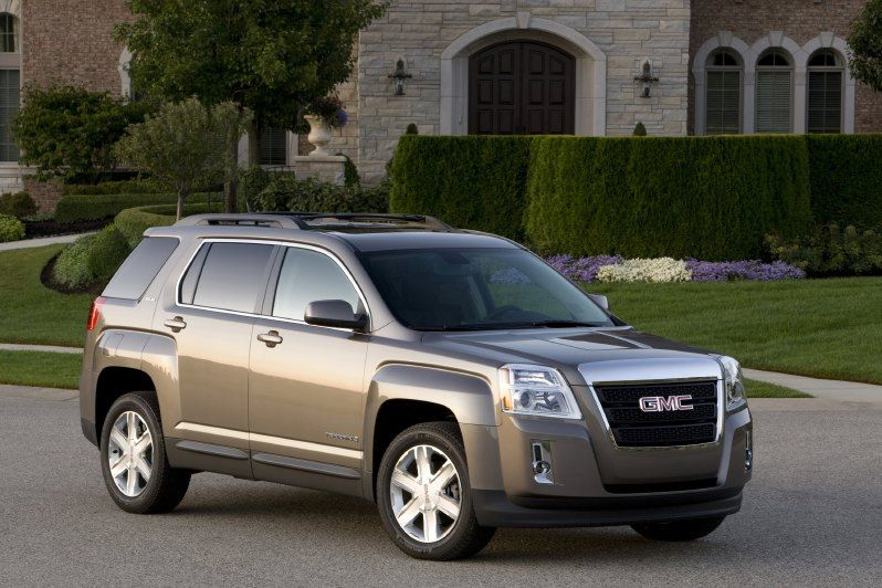 Love this SUV potential in a couple years GMC Terrain in