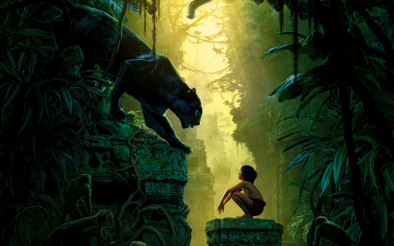 Jungle Book [2880x1800] wallpaper Pinterest