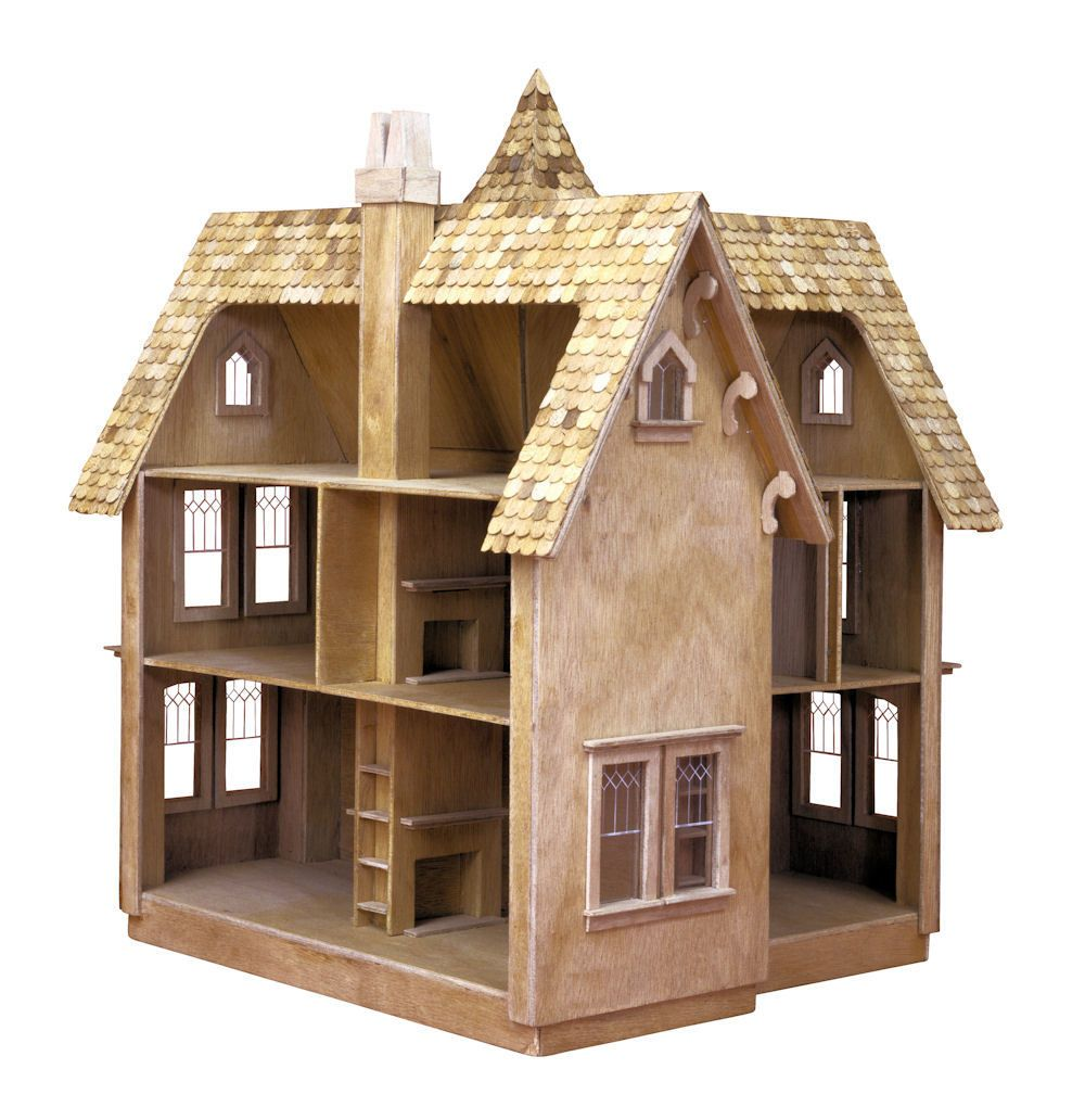 Fairfield Dollhouse Kit Dollhouse Kits Dolls House Interiors Doll House