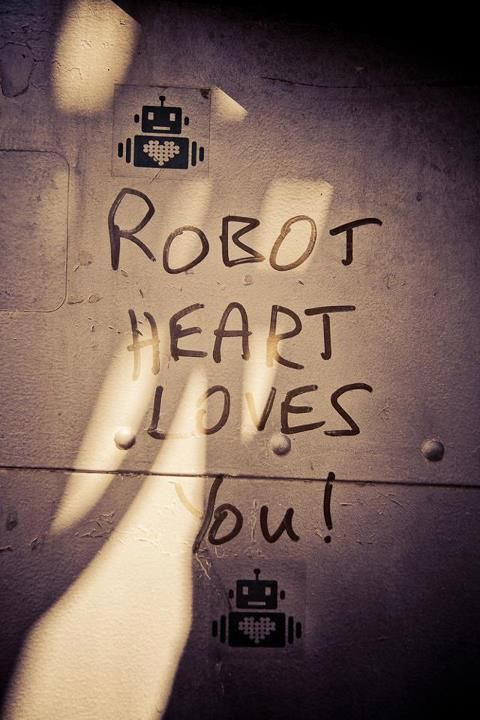 Robot Heart All The Things I Love Things Words