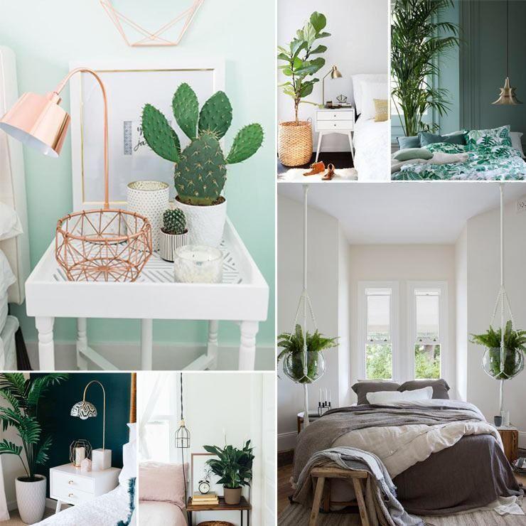 Urban Jungle Bedroom (With images) Bedroom trends