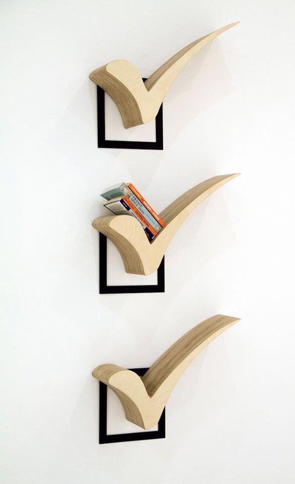 Innovative Bookshelves 15 innovative bookshelves designs   design & architecture