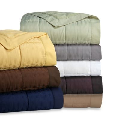 The Seasons Collections Down Alternative Blanket Bed Bath