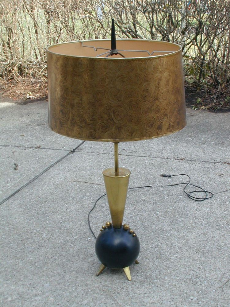 details about mid century modern sputnik atomic mad men 50 s sphere rh pinterest com
