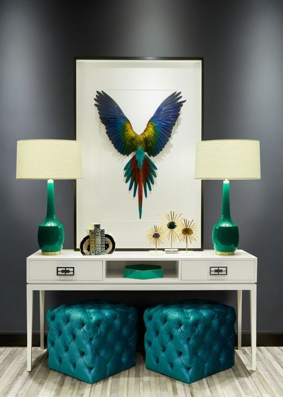 the best contemporary console tables for your living room home rh pinterest es