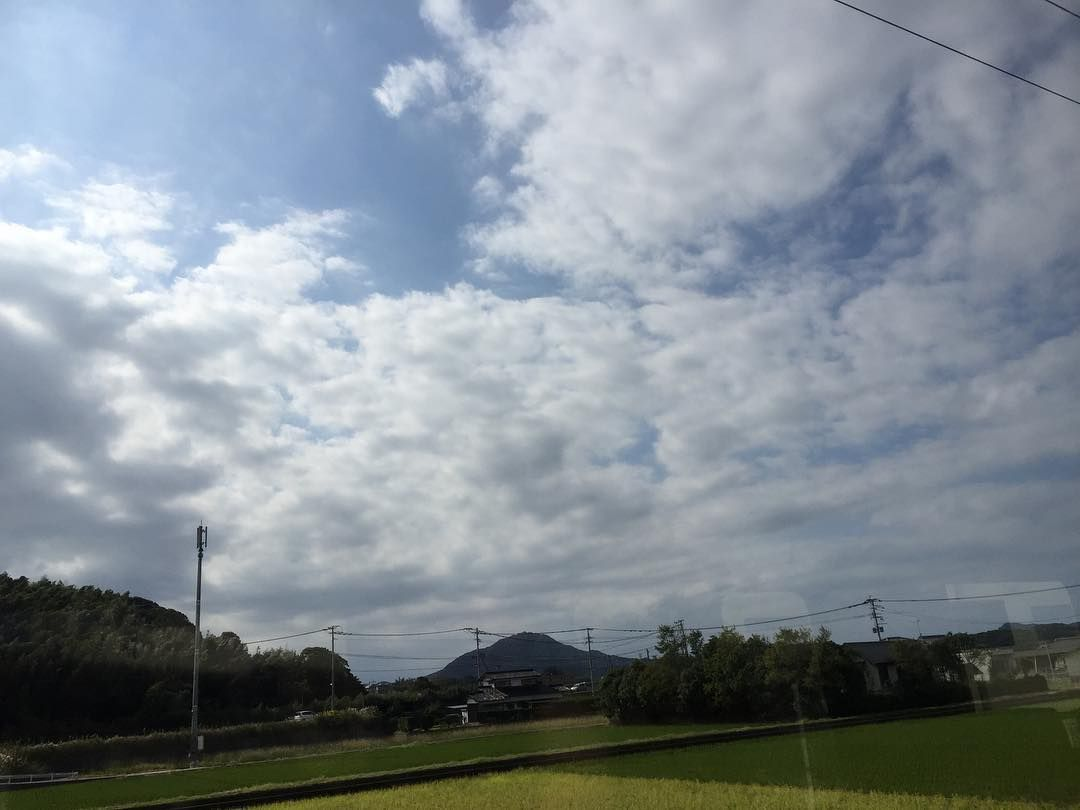 great weather #Japan #photo #photographer #photooftheday #photography #photograph #photodaily #photoshoot #sky #clouds #mountain