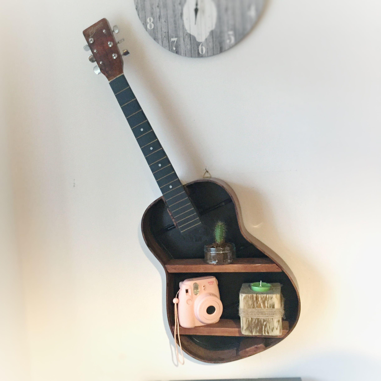 étag¨re guitare Perrine Pinterest