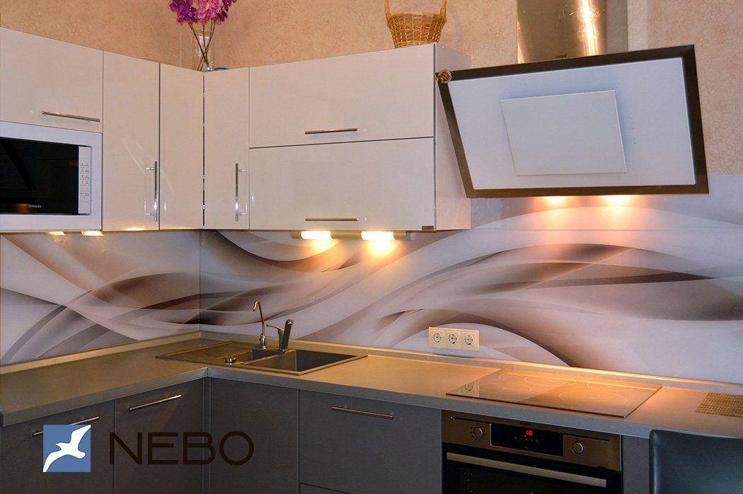 Скинали для кухни - фото готовых работ | Дизайн кухонь ...
