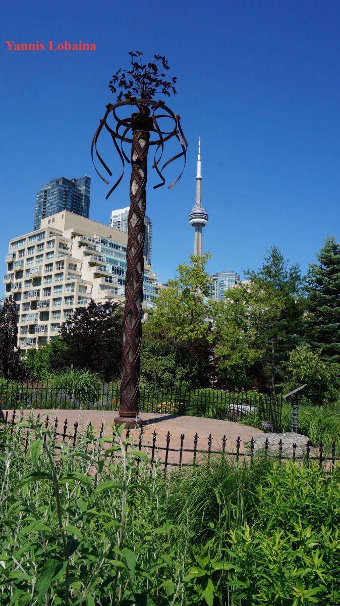El espíritu musical de Bach en un parque de Toronto