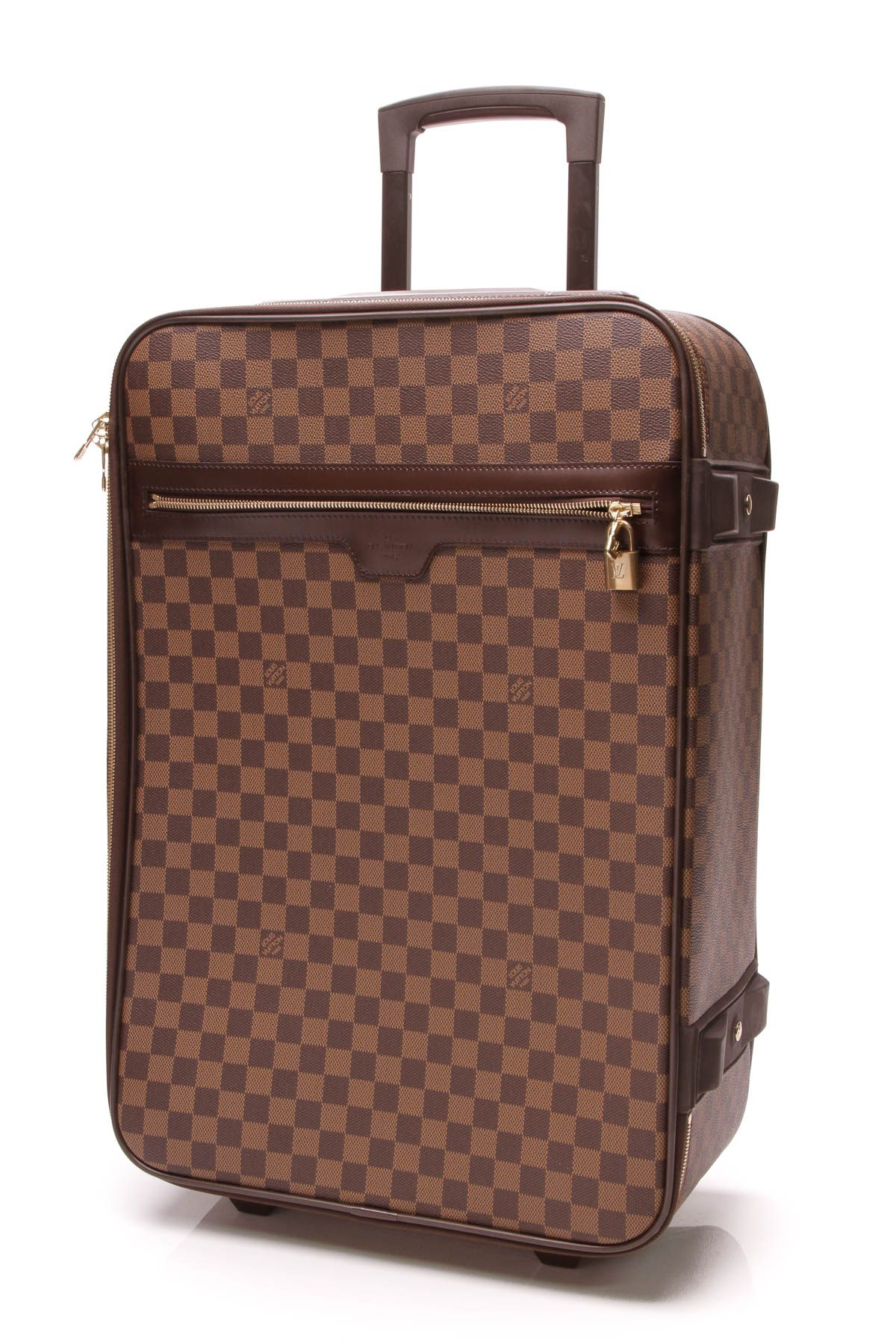 1cceb3fdf622 Louis Vuitton Pegase 60 Rolling Luggage - Damier Ebene