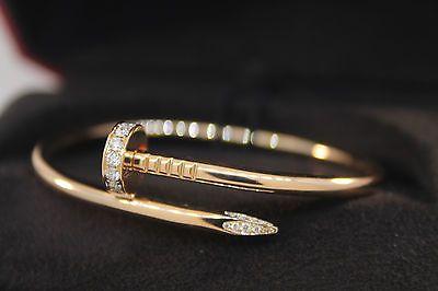 Cartier Juste Un Clou Nail Bracelet W