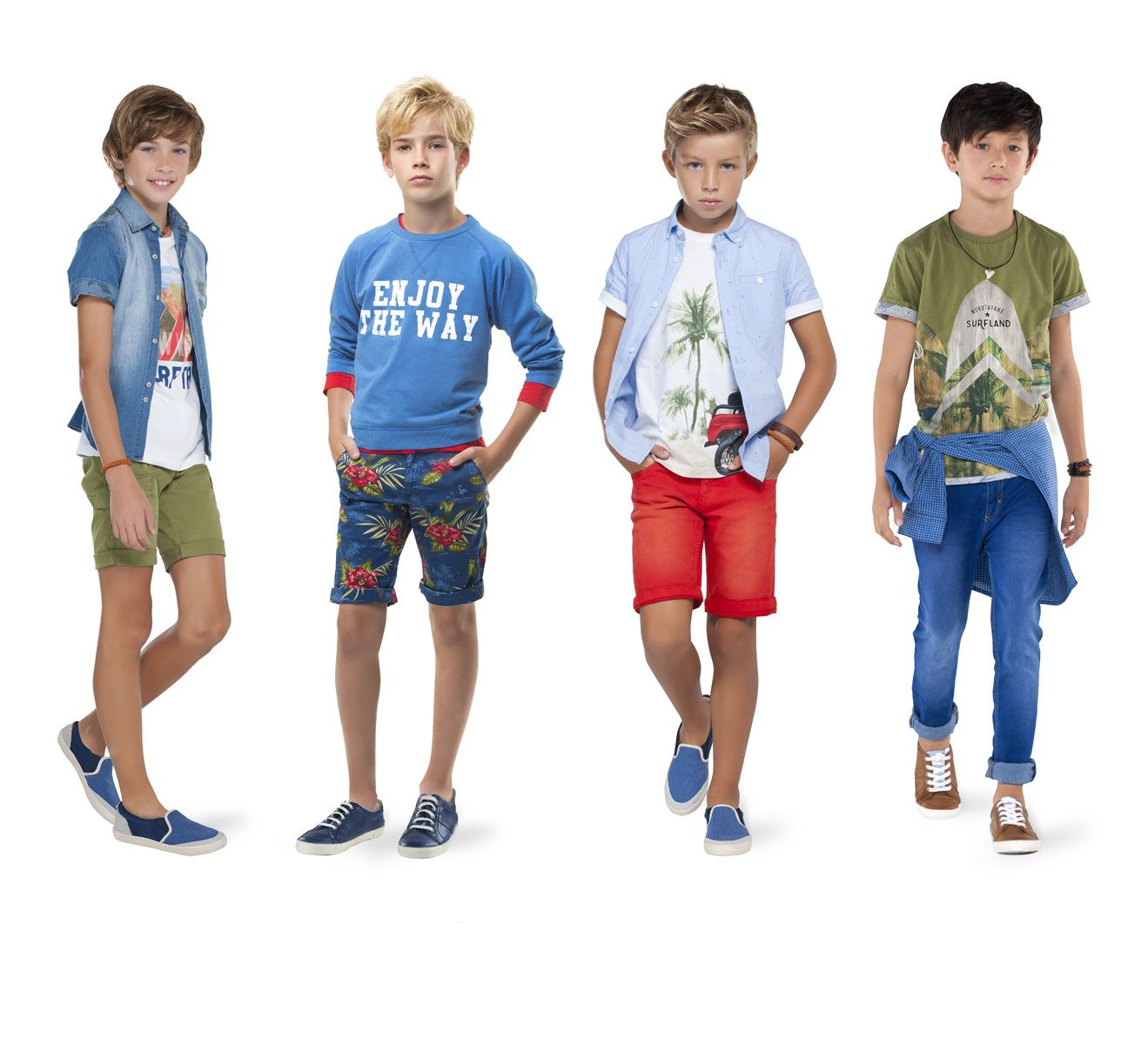 Mayoral junior collection spring summer 2016 moda for Jardin infantil verano 2016