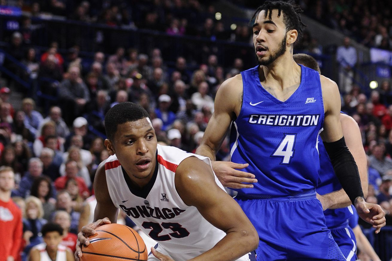 10 Observations from Gonzaga's win over Creighton
