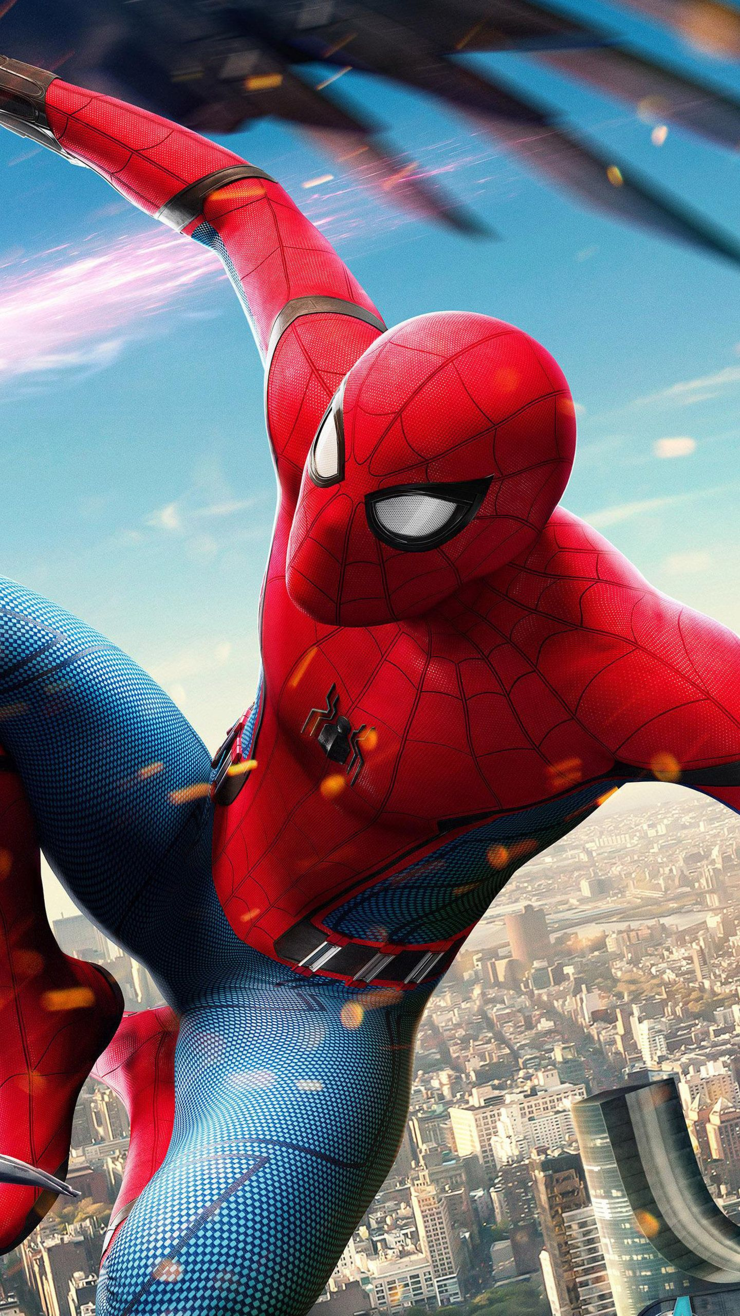 Vulture And Spiderman Homecoming 4k Hd Movies Wallpapers Photos