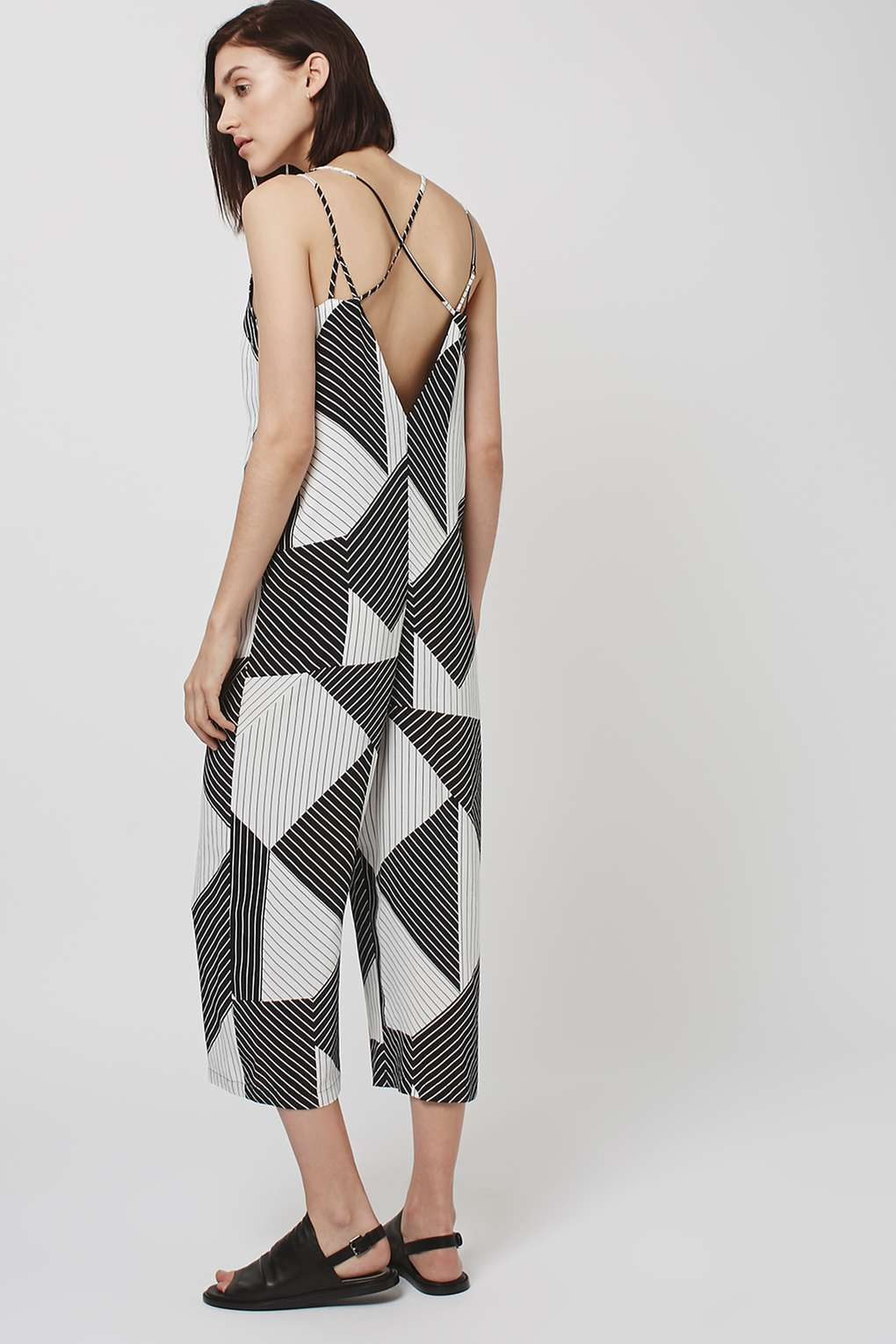 Striped Slouch Jumpsuit - New In Fashion - New In | Topshop ...