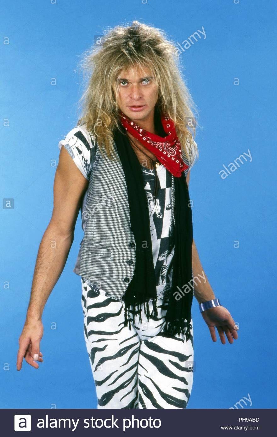 The Diamond Rf David Lee Roth Van Halen Hard Rock