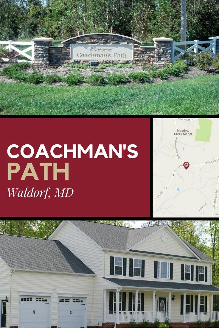 coachman s path waldorf md coachman s path is a beautiful rh pinterest co uk