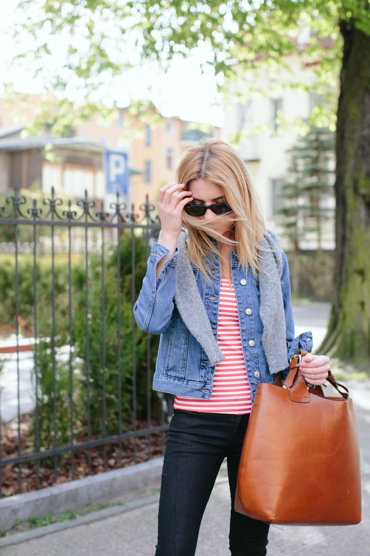 Fashion Image By Autumn Jorgenson Stripes Fashion Fashion
