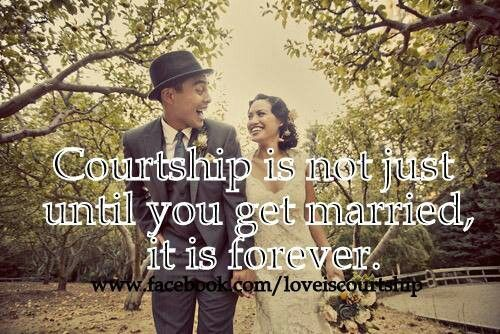 dating courtship and betrothal
