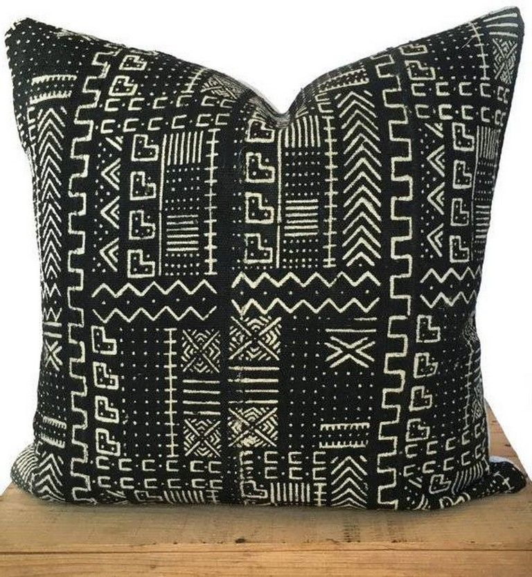 140 encouraging elegant mudcloth pillows design ideas pillows rh pinterest com