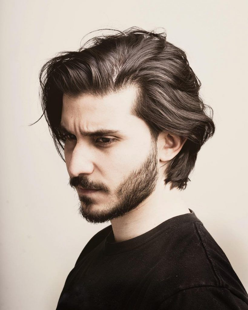 Types Of Haircuts For Men The Ultimate Guide To Different Haircut Styles In 2020 Long Hair Styles Men Mens Hairstyles Medium Latest Men Hairstyles