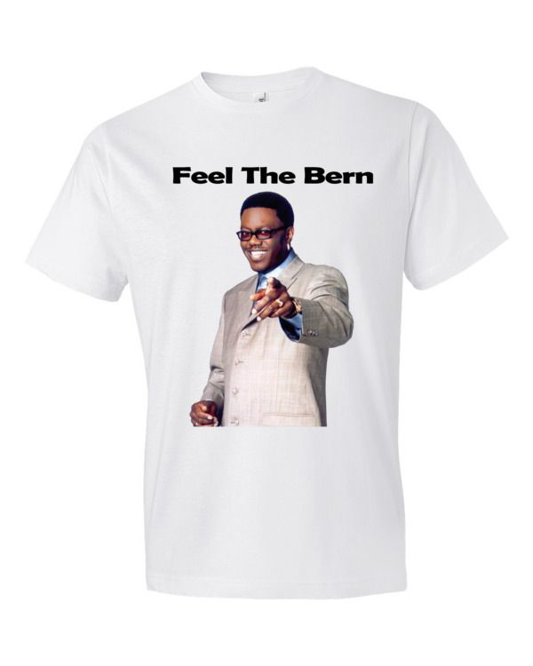 FEEL THE BERN #feelthebern