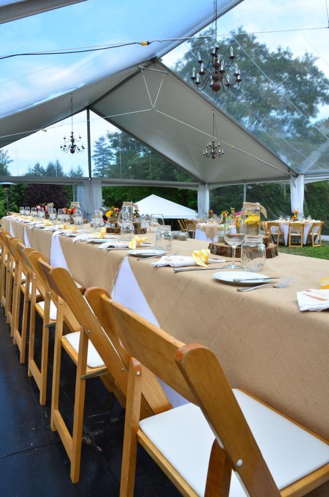 black white party rentals parksville bc vancouver island weddings rh pinterest com