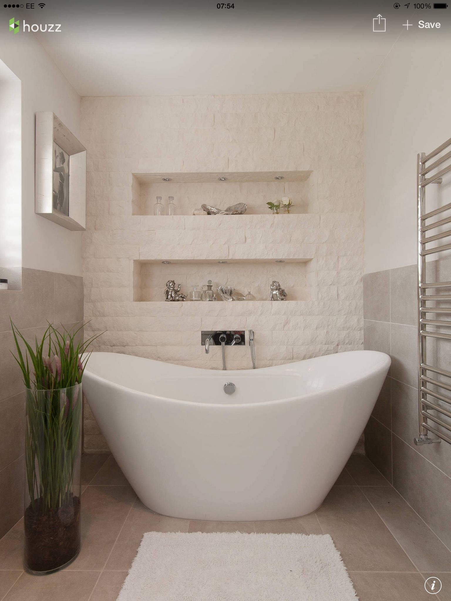 Bath Nice bath Bathroom Pinterest