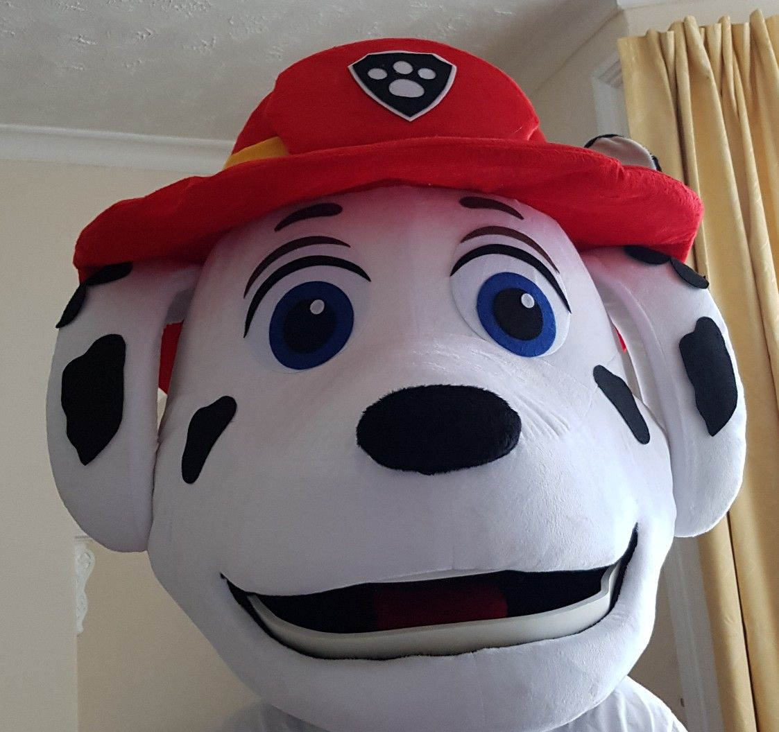 Marshall Available Manned Mascots For Hire From 40 Mascot Marshall Hats