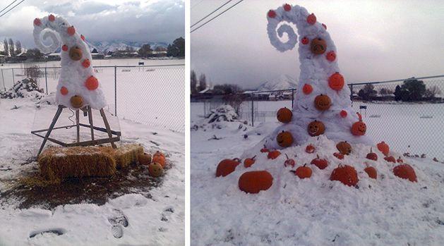 Nightmare Before Christmas Yard Decor Nightmare Before Christmas