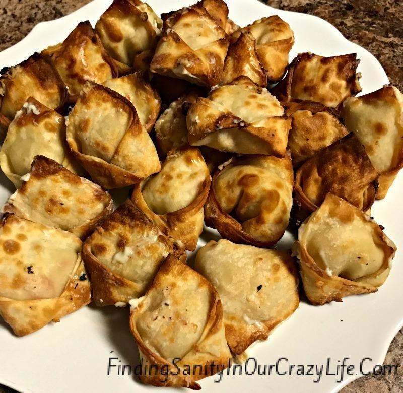recipe: air fryer wontons [4]