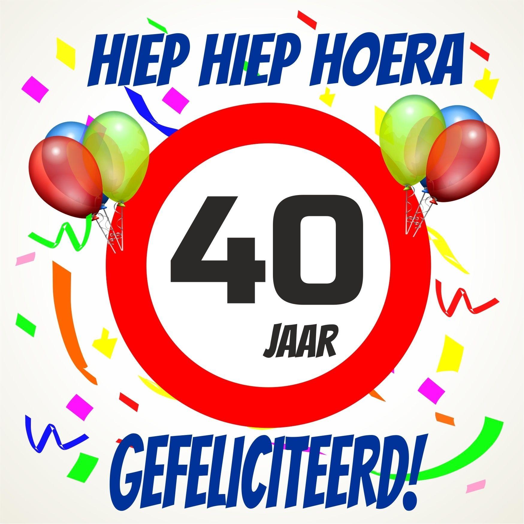40 Jaar Man Gefeliciteerd Google Zoeken Verjaardag Pinterest