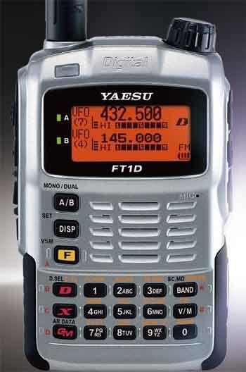 Yaesu FT1D Digital Handheld   Southgate Amateur Radio News