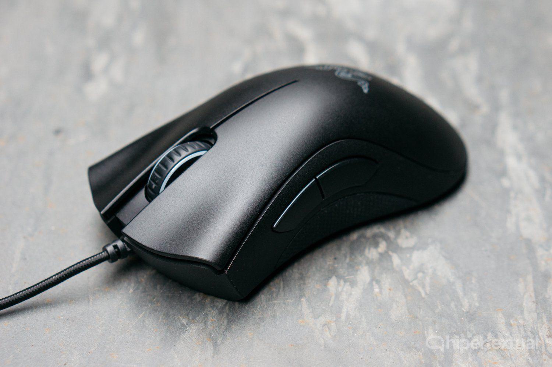 Razer DeathAdder Chroma Razer, Computer mouse, Computer