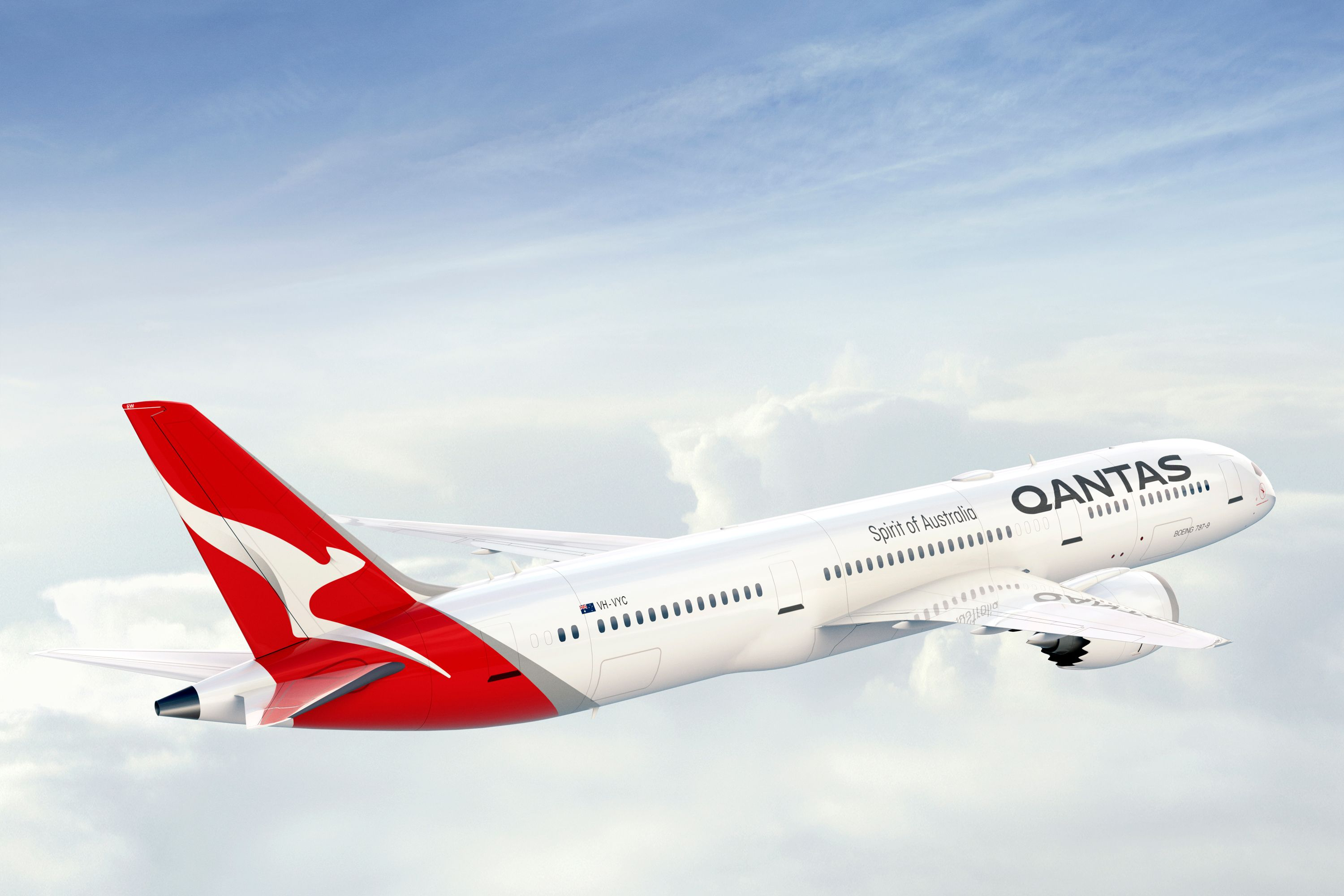 qantas houston group boeing 787 identity brand identity aviation rh pinterest com