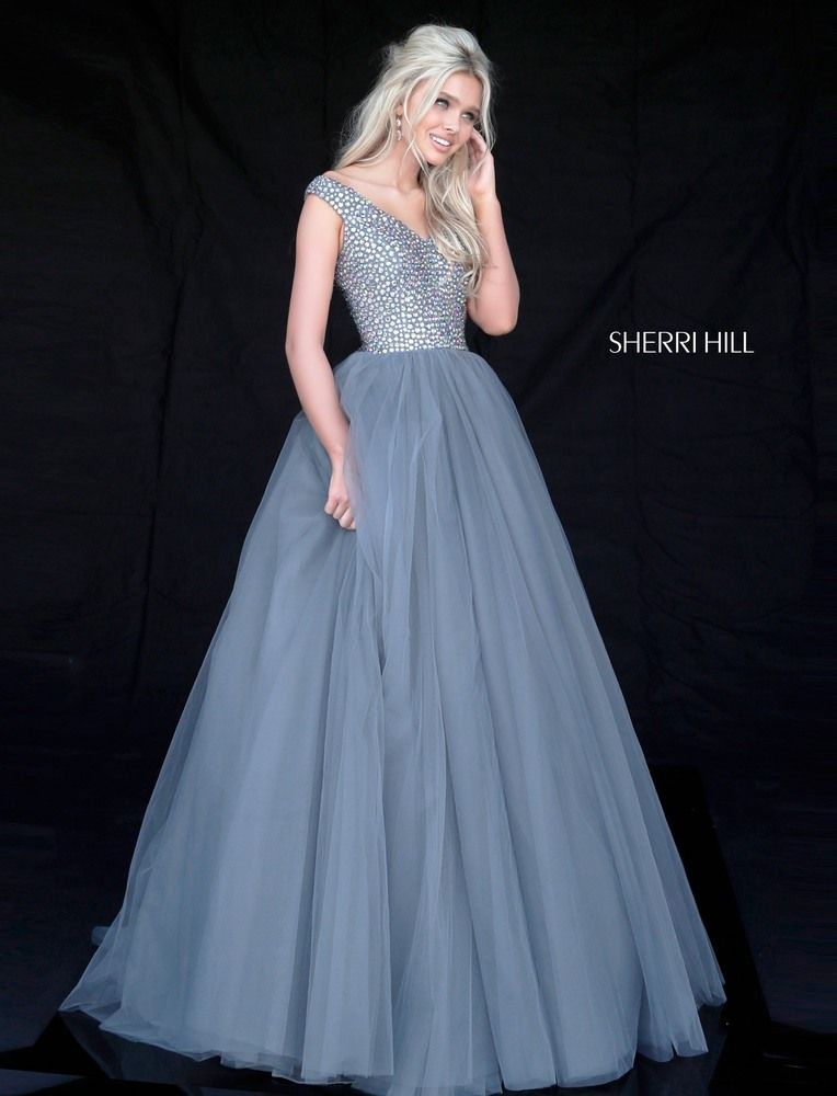 1d0d23610a73 SHERRI HILL 51447 | Fall 2017 Collection in 2019 | Prom dresses ...
