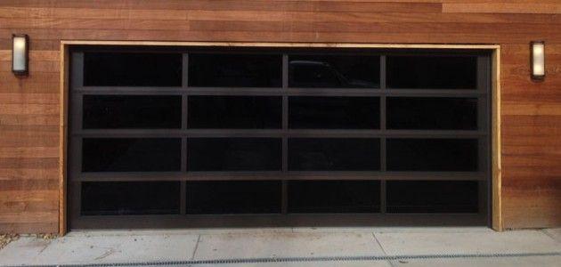 All Glass Garage Doors For Residential Denver Co Glass Garage