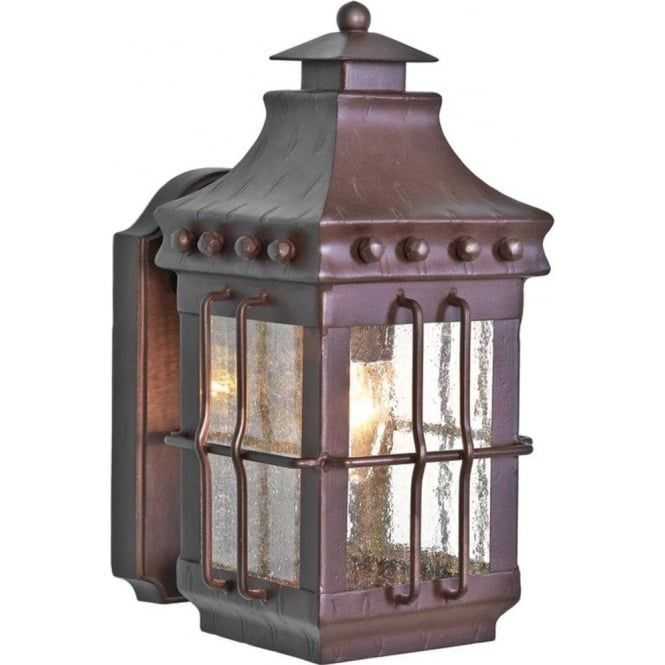 Merrow Traditional Garden Wall Lantern From Bespoke Lights Wrought Iron Outdoor Lighting Range This Is A Qual Wall Lantern Outdoor Lighting Garden Wall Lights