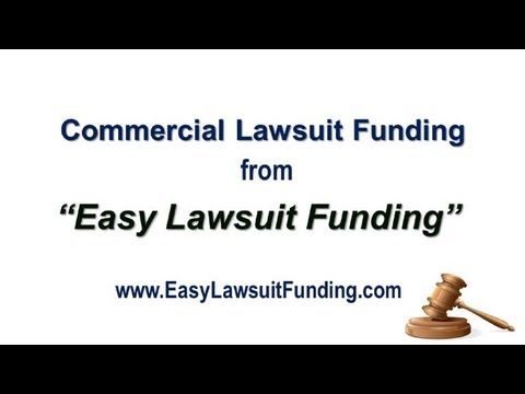 wwweasylawsuitfunding Commercial Litigation Funding