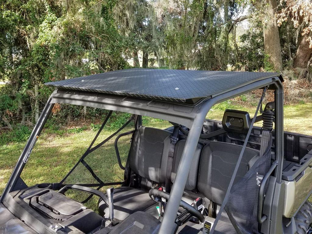 Can Am Defender Aluminum Roof Top Mk1 Aluminum Roof Can Am Aluminum
