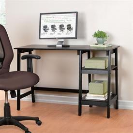 extra large computer desk furniture decor brylanehome computer rh pinterest com