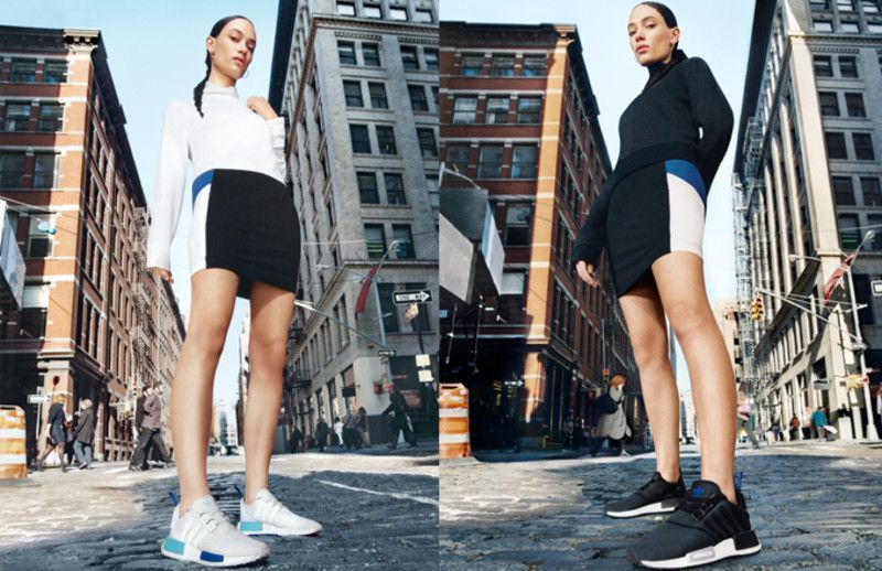 nmd r1 womens outfit
