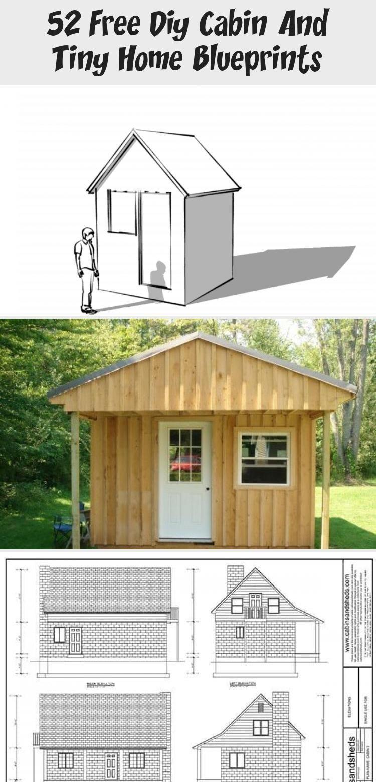 52 Kostenlose Diy Kabine Und Kleine Home Blueprints Kleine Kabinen Cabinplane Tinyhousedi Blueprints Ca Diy Cabin House Blueprints Build Your Own Cabin
