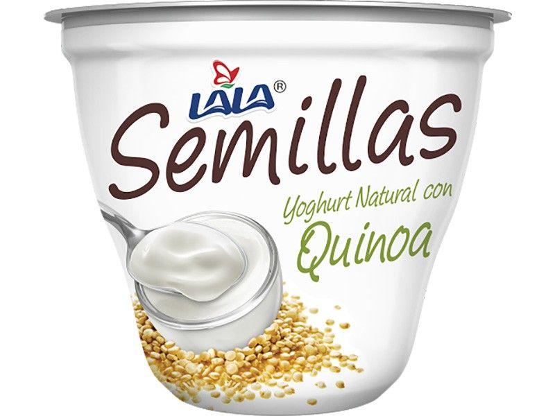 Resultado De Imagen De Lala Quinoa Yogurt Strawberry Yogurt