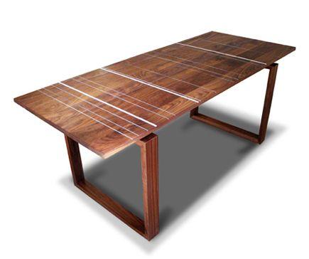 stripe table standard 41 furniture apt pinterest table rh pinterest com
