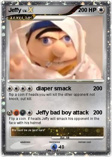 Jeffys Bad Christmas.Pokemon Jeffy Is Ultra Diamond Rare Funny Pics Youtube