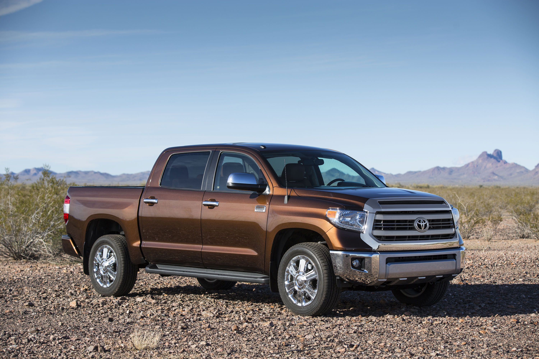 2014 Toyota Tundra toyota tundra