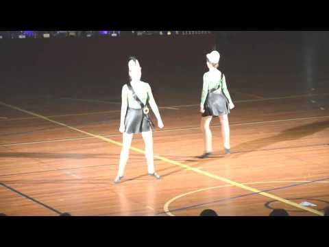 "SHDA - ""Marching Girls"", Victoria & Olivia Open Duo Choreography Winners Gosford NSW 2014 - YouTube"